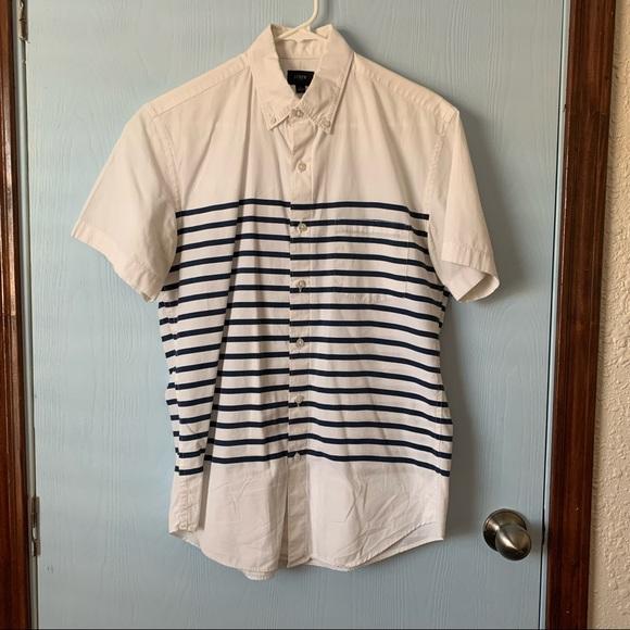 J. Crew Men Button Up Shirt